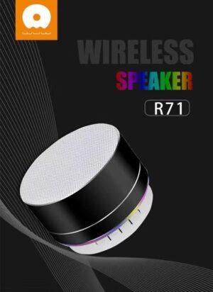 اسپیکر همراه WUW R71